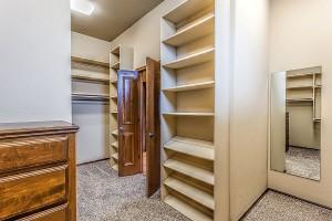 Master Bedroom Closet